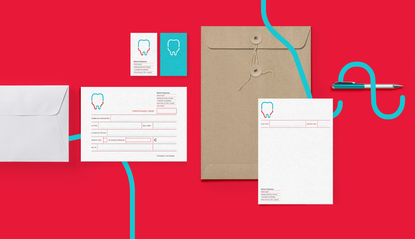 Dentistry Logo Design | Stationery